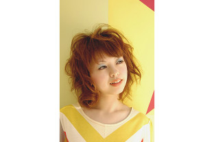 Hair Catalog #07